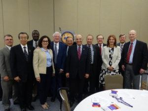 Steering Committee 2018-2019
